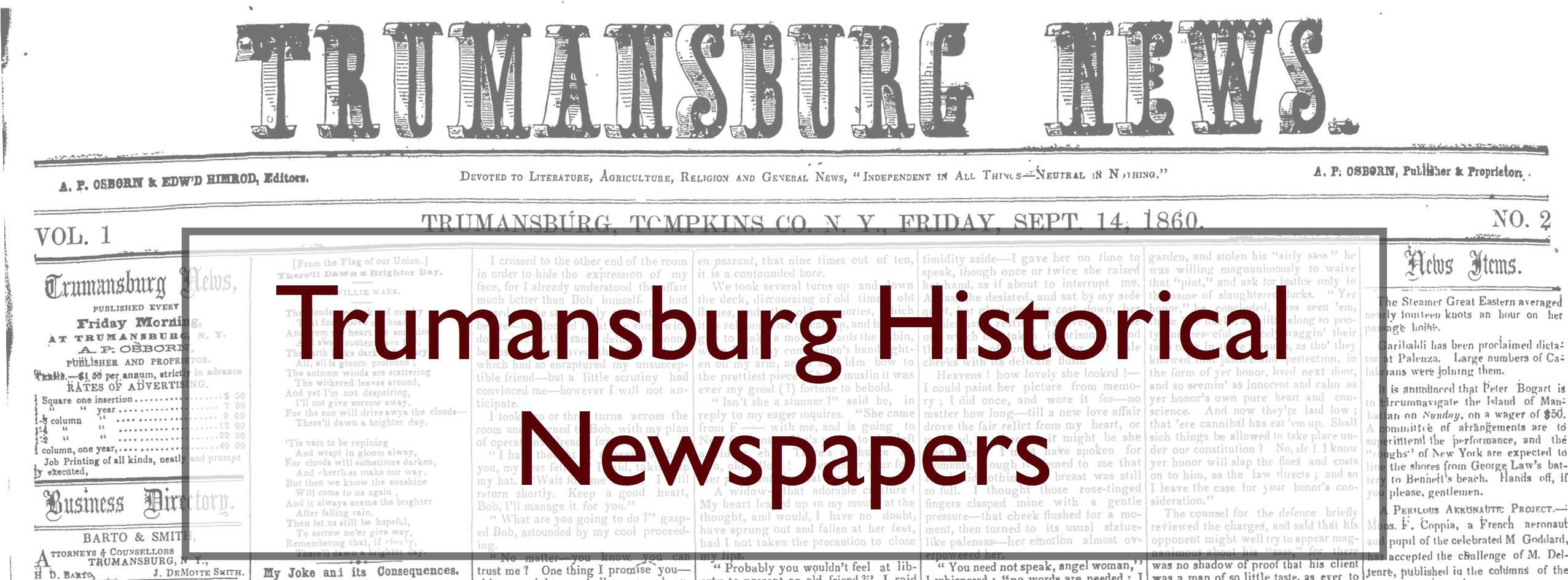 Historical-Newspapers